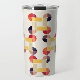 'round and 'round Travel Mug