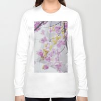 blossom Long Sleeve T-shirts featuring Blossom by FedericaGiordano