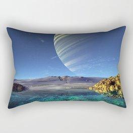 big sky Rectangular Pillow
