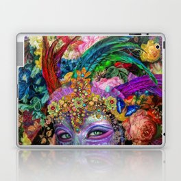 The Mascherari's Muse Laptop & iPad Skin