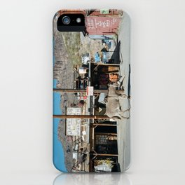 Jackass Junction iPhone Case