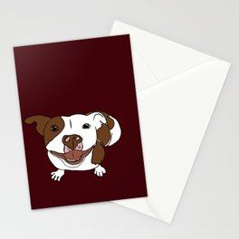 Celia Mae The Pit Bull Stationery Cards