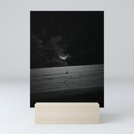 Life on small things Mini Art Print