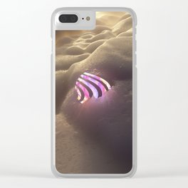 Iceflame Clear iPhone Case