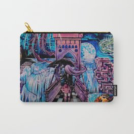 Dreams in digital Carry-All Pouch
