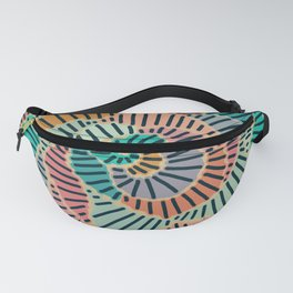 Curves 3 Fanny Pack