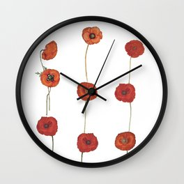 'The pity of war, the pity war distilled.' Wall Clock