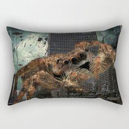 Web of Deception Rectangular Pillow