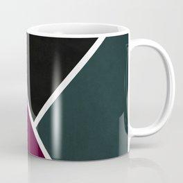 Noir Series - Red & Forest Coffee Mug