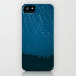 startrails iPhone Case