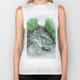 Sugar Creek, Boyhood Memory Biker Tank