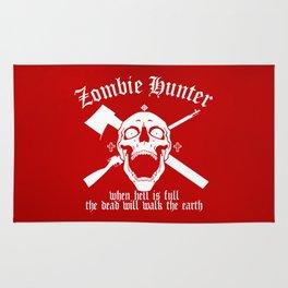 Zombie Hunter Rug