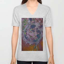 Under Water Creation Unisex V-Neck