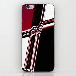 Barred iPhone Skin