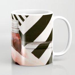 Artistic Cold Brew Shot 3 // Mason Jar Caffeine & Street Art Barista Coffee Shop Wall Hanging Photo Coffee Mug