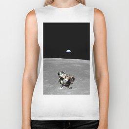 Nasa Picture 2: Apollo 11 the lunar module Biker Tank