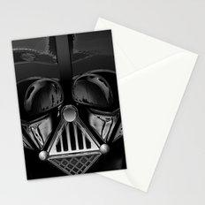 vader, darth vader Stationery Cards