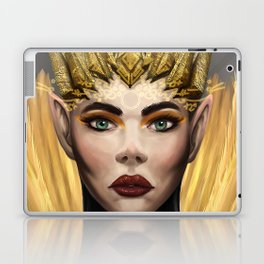 Elf Queen Laptop & iPad Skin