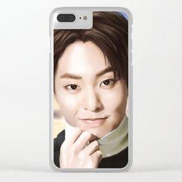 EXO Xiumin Clear iPhone Case
