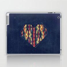 Interstellar Heart Laptop & iPad Skin