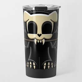Grim Reapets - A Dog Named Decay - Bloody Halloween Variant Travel Mug