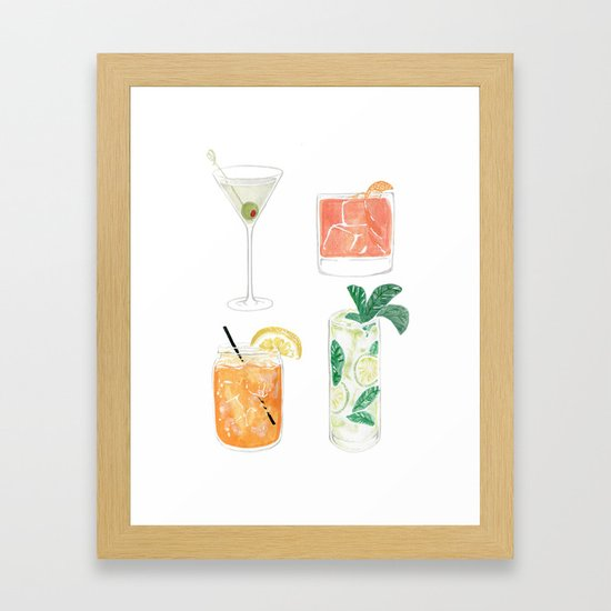 Colorful cocktails by enyou