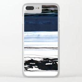 strata 2 Clear iPhone Case