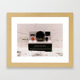 Pronto B Land Camera, 1977 Framed Art Print