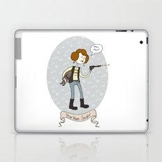 Star Wars fan-girl Laptop & iPad Skin