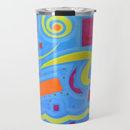 Abstraction1 Travel Mug