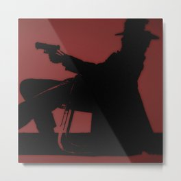 Justified Metal Print