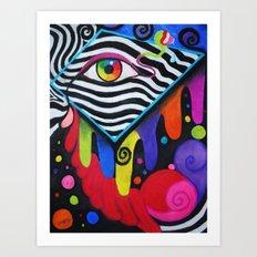 Imgaination Art Print