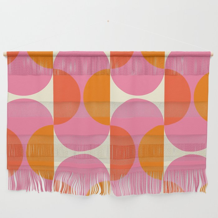 Capsule Sixties Wall Hanging