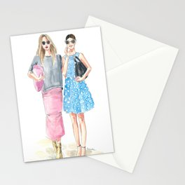 After the Show Stationery Cards