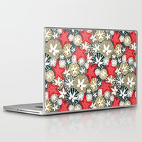 starfish Laptop & iPad Skins featuring Starfish by Angela Stevens
