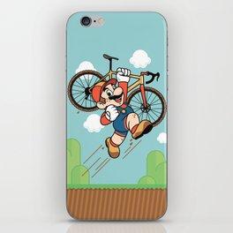 Super Cyclocross iPhone Skin