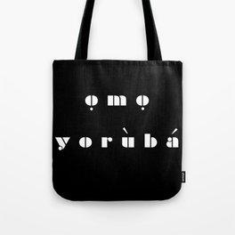 omo  Tote Bag