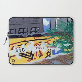 Checkpoint Charlie Laptop Sleeve