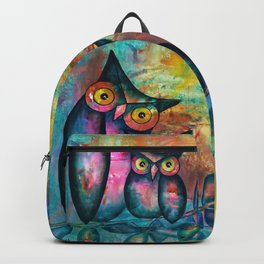 Let's Watch The Sun Set Backpack