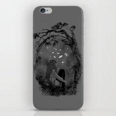 Boredom Strikes iPhone & iPod Skin