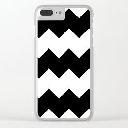 BW Tessellation 4 1 Clear iPhone Case