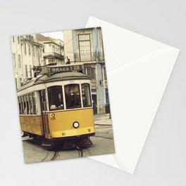 Tram numero 28 Stationery Cards
