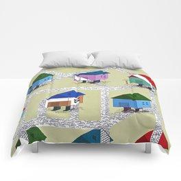 Mudanza Comforters