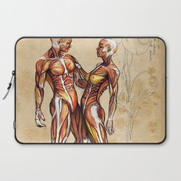 Our Bodies are One. Laptop Sleeve