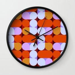 Flowers_01 Wall Clock
