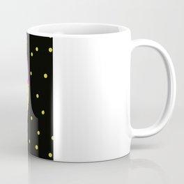 Winter Spotty Pattern Coffee Mug
