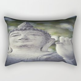 BUDDHA IN SUKHOTHAI II Rectangular Pillow