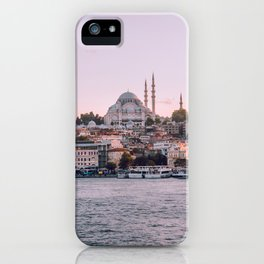 Dreamy Istanbul iPhone Case