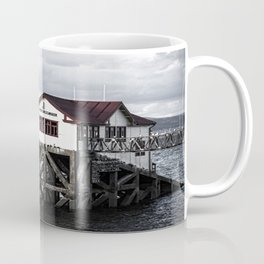 The Old Boathouse. Coffee Mug