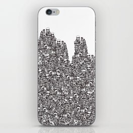 The Poet's Tower iPhone Skin